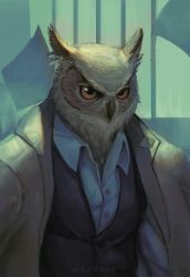Owl by MatchaAroma