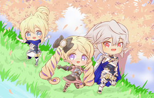 Commission: Fire Emblem Fates 2 by eccentricminded