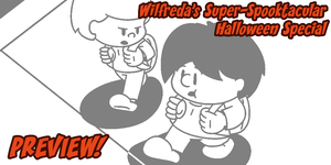 Wilfreda the Wanna-Be Witch e12 by megawackymax