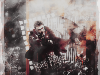 Harry potter by Miss-Chili