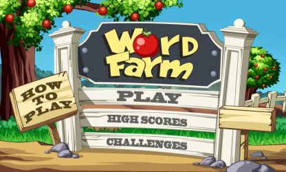 Word Farm by LightBlackStudios