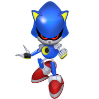 Classic Metal Sonic by JaysonJeanChannel