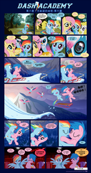 Chinese: Dash Academy 6 - The Secrets We Keep p9 by HankOfficer
