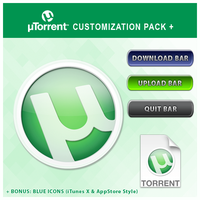 uTorrent Customization pack + by D1m22