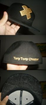 tony tony chopper new era cap by dangzster