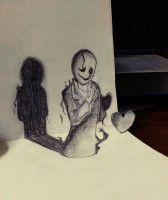 gaster by tannyyee