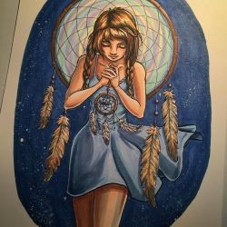 The Dream Catcher by Lydia415