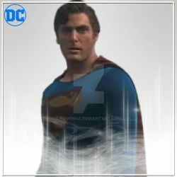 Superman 1983 by eliwingz