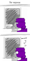FNAF - Mikecent Comic (Drawing RP) Part 2 by TimelessUniverse