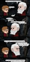 HOBBIT: Not Balin Out by Kumama