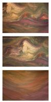 Paint Texture Trio by stock-pics-textures