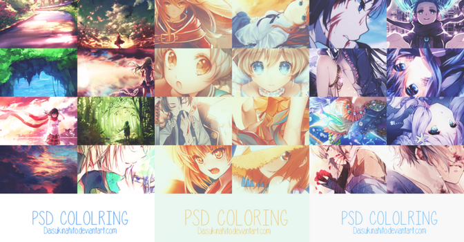 [ PACK COLORING ] Mid-Autumn Festival by LarAmb
