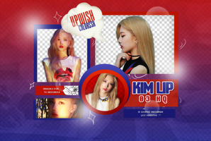 Kim Lip PNG PACK #1/ LOONA by Upwishcolorssx