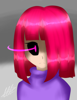 [GlitchTale]FEAR AND HATE by WaterFox-Studios