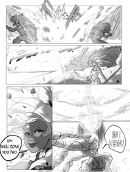 Asar Vol 1 chapter 3 page 6 by joeFJ