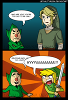 Link Discrimination by Lethalityrush
