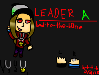 .:Team Acidity's Leader:. by bad-to-the-b0ne