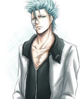 Bleach-Grimmjow by MeinFJ666