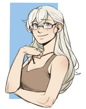 Casual!Weiss by NaitouRSE