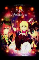 MZM in WonderLand by Yu-riko