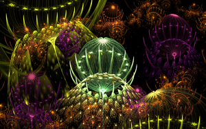 thorny lightful creations by Andrea1981G