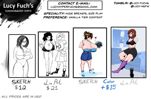 Lucy fuchs commission info by lucy-fuchs