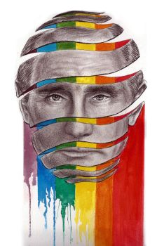 Vladimir Putin by jamorro