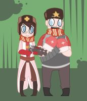 We go together Doktor by THESHADOWVOCALOIDFAN