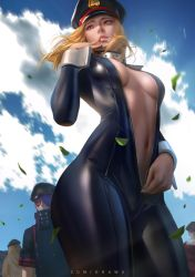 Camie Utsushimi by zumidraws