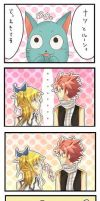 NaLu short comic/manga by Hetaloid02