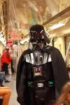 Vader goes to the Death Star by metro by V-kony