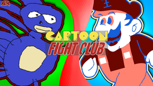 CFC|Sanic vs. Grand Dad by Vex2001