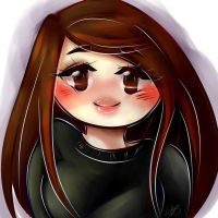 Chibi Self Portrait! by HannahVictoriaBibby