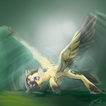Janna's Light by BlindCoyote