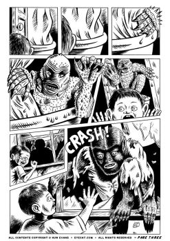 Horror Stuff Page 3 of 6 by Huwman