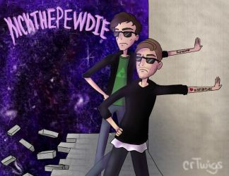 Kickthepewdie by crTwigs