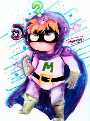Mysterion by Cherry---Pop