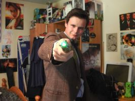 11th Doctor Cosplay 2 by Collioni69
