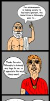 The Nobel Prize in Philosophy by ethicistforhire