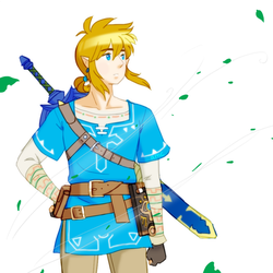 breath of the wild by Walphish