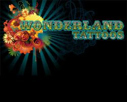 Wonderland Tattoos by jqdesigner