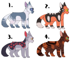 Adoptables [1 LEFT 20pts] by Grayian