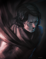 Kylo Ren may the 4th by ragecndy