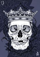 A Thorn In My Crown by monkeydeathcult