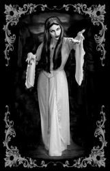 Bride of Dracula by Valerian