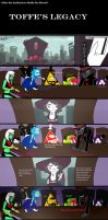 Toffee's legacy - The death of a member (spoiler) by Risky4Art