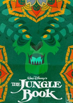 Disney Classics 19 The Jungle Book by Hyung86