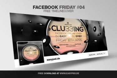 free facebook friday #04 by pixelfrei
