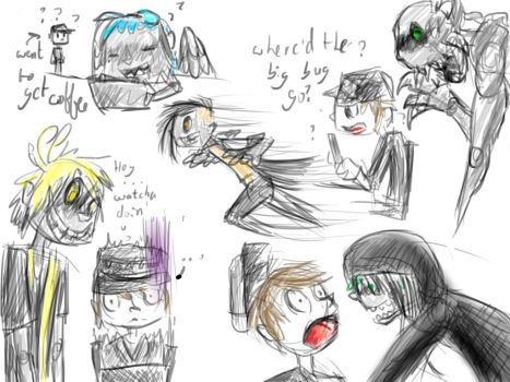 Five Nights at Alton's 1 by MephilesTheCute09