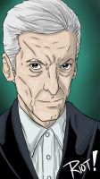 The Twelfth Doctor by JamesRiot